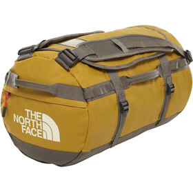 The North Face Base Camp Duffelilaukku S, british khaki/weimaraner brown